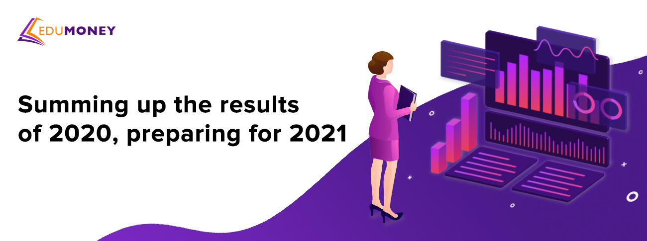 Summing up the results of 2020, preparing for 2021